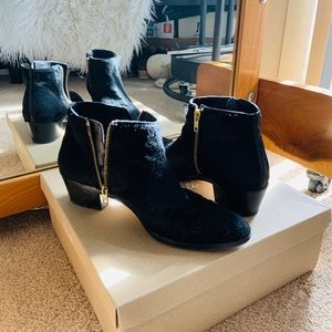 J. Crew Collection Remi ankle boots
